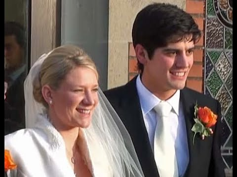 Alastair Cook &amp; Alice Hunt Wedding Scenes, HD 2011