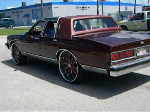 FOR SALE  $15K Box Chevy on  26s Asanti Wheels BigIrv305 Swirve Productions