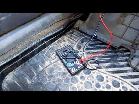 Проверка регулятора давления топлива на Toyota Corona Premio ST210 3S-FSE D-4