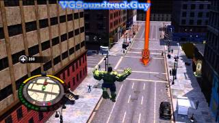 getlinkyoutube.com-The Incredible Hulk Gameplay (XBOX 360)