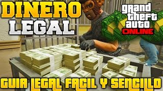 getlinkyoutube.com-GTA V ONLINE DINERO LEGAL FACIL Y SENCILLO GUIA DE DINERO LEGAL PARA GTA 5 ONLINE