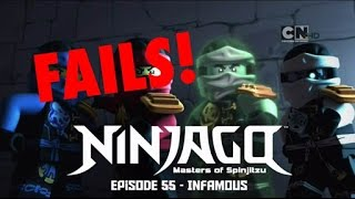 getlinkyoutube.com-Ninjago: S6 Ep 55 FAILS!