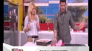getlinkyoutube.com-tvshow.gr: Εύκολη μπουγάτσα (Α' μέρος)