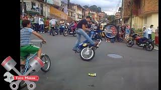getlinkyoutube.com-piques de moto manrique medellin | ToroMotos