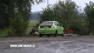 getlinkyoutube.com-SEAT CORDOBA GTI drive 4 fun:-)
