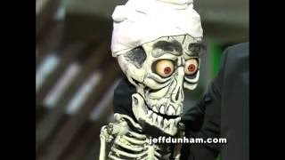 Jeff Dunham - Spark of Insanity - Achmed The Dead Terrorist Pt. 1  | JEFF DUNHAM