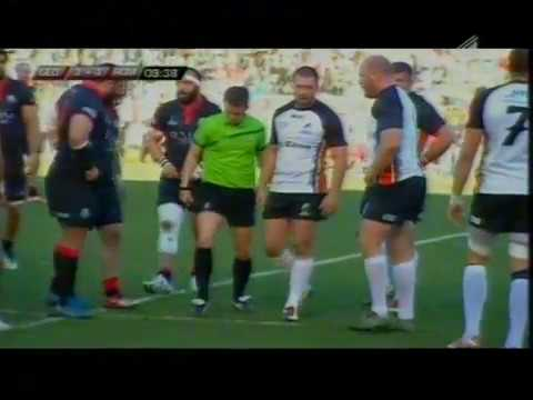 RUGBY - ENC (Division 1A) - Georgia-Romania (22-9) (Full Match) (15-Mar-2014)