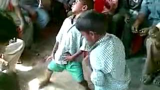 getlinkyoutube.com-Extremely Funny Swagalicious dance by Indian school kids in a party