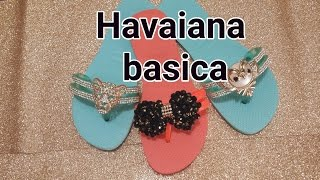 getlinkyoutube.com-HAVAIANA BASICA POR JANE DIAS