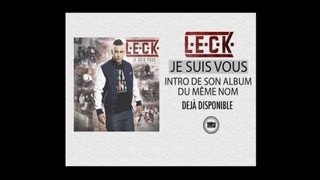 LECK - Je Suis Vous (intro)