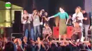 getlinkyoutube.com-Thai Celebrities @ Pre-Welcome Sea Games Concert in Yangon