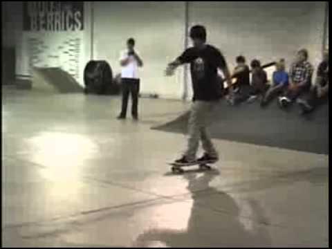 Los mejores trucos del mundo en la patineta