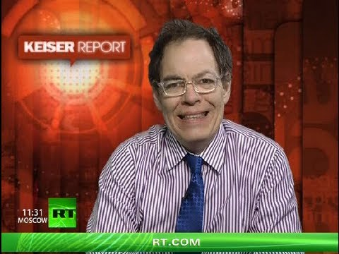 Keiser Report: Angel Dust for Ponzi-Addicts (E271)