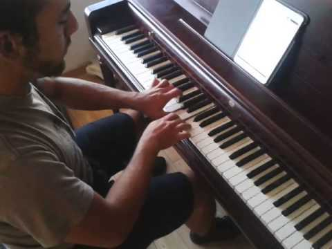 Pirates of the Caribbean (Medley) Piano