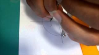 getlinkyoutube.com-طريقة رسم الشكل الخماسي داخل دائرة - مهندسون نلتقي فنرتقي - S.K.A.H