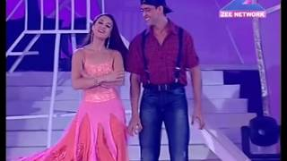 getlinkyoutube.com-Hrithik Roshan and Preity Zinta  Performing a dance at the Zee Cine awards function