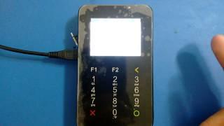getlinkyoutube.com-como resetar a maquina de cartão de crédito D200 da pagseguro