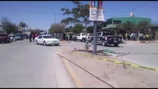 Embisten y matan a motociclista en Juan José Ríos