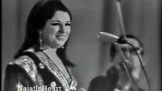 getlinkyoutube.com-Najat Al Saghira ~ نجاة الصغيرة ~ ساعة مابشوفك جنبي