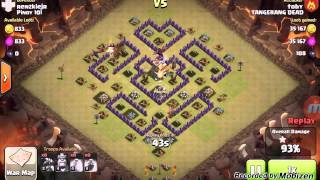 My th7 anti-dragon base