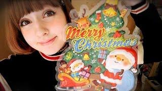 getlinkyoutube.com-100均クリスマス購入品【ダイソー】100yen Christmas Goods