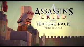 getlinkyoutube.com-Assasins Creed Texture pack 1.7.2! + Instalación