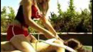 getlinkyoutube.com-Lesbian Massage