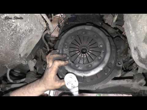 Замена диска сцепления ВАЗ 2106