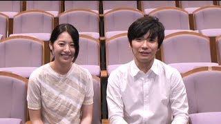 getlinkyoutube.com-『箱入り息子の恋』星野源&夏帆インタビュー
