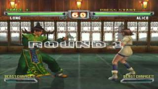 getlinkyoutube.com-Bloody Roar Extreme Game Sample - Xbox