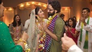 getlinkyoutube.com-Saadia & Usman's Mehndi Highlights