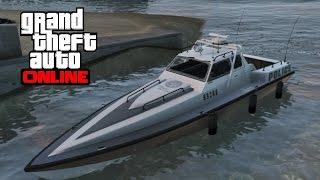 getlinkyoutube.com-GTA 5 Online - How to Find the Police Boat (Predator)