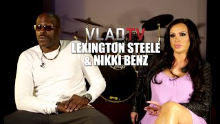 Nikki Benz Talks to Lex Steele About Co-Stars Being Too Endowed
