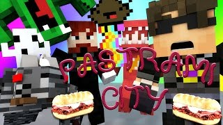 getlinkyoutube.com-Minecraft Mini-Game : DO NOT LAUGH! (THE BEST STORY EVER, #PASTRAMI CITY!) w/ Facecam