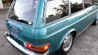 getlinkyoutube.com-1973 VW 412 Wagon for Sale