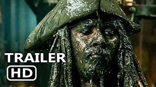 PIRATES OF THE CARIBBEAN 5 Trailer + Super Bowl Spot (2017) Dead Men Tell No Tales, Disney Movie HD