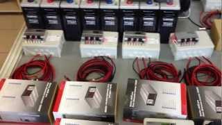 getlinkyoutube.com-Sistem pachet (Kit) solar pentru energie electrica