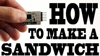 getlinkyoutube.com-How to make a sandwich -- Afro Mini Rev3 + Frsky X4R-SB