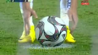 getlinkyoutube.com-ضربات الجزاء في مباراة الإسماعيلي و الأتحاد السكندري في كأس مصر