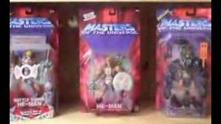 getlinkyoutube.com-Masters of the Universe Collection