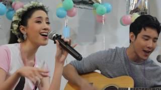 One Call Away - Pim Ploy Mek พิม พิมประภา+ พลอย + เมฆ