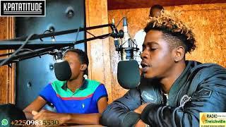 Payne Industrie perform qu'est-ce qui se passe a #DjassaRap sur Radio Treichville 93.6