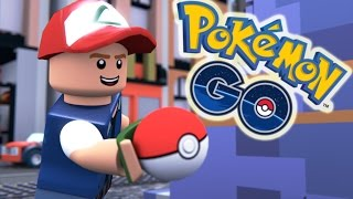 getlinkyoutube.com-POKEMON GO in LEGO World