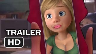 Inside Out 2 Parody - Movie Trailer (2017)