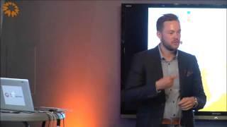 Almedalen - På nya järnvägsspår mot framtiden? - Joakim Berglund