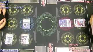 getlinkyoutube.com-Cardfight Vanguard - Royal Paladins vs Kagero - Game 1