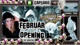 getlinkyoutube.com-343 Scrolls 12 L&D und 31 Lightnings Opening! || Summoners War [Deutsch/German]