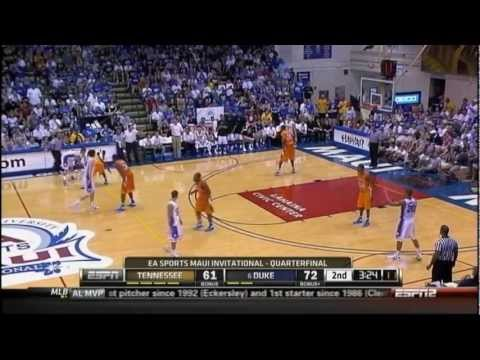 [11.21.11] Austin Rivers - 18 Points Vs Tennessee (Complete Highlights)