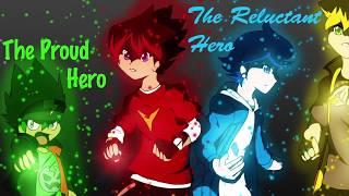 getlinkyoutube.com-Heroes - Speedpaint