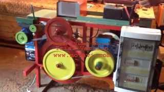 getlinkyoutube.com-energia libera  punctu zero. free energy motor flywheel energy.